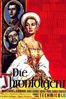 Die Thronfolgerin- Young Bess, 1953