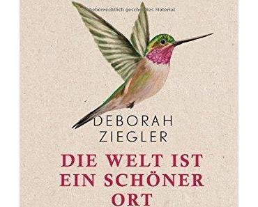 {Rezension} Die Welt ist ein schöner Ort von Deborah Ziegler