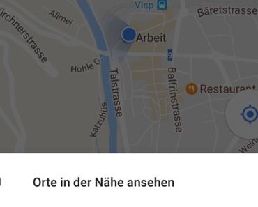 Google Maps bekommt Parkplatz-Funktion spendiert