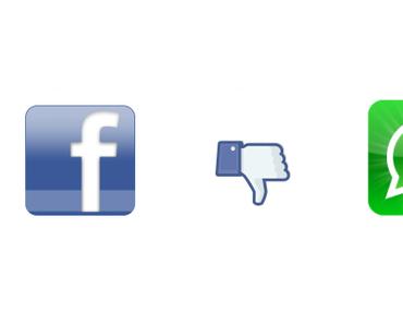 Facebook darf WhatsApp-Daten nicht übernehmen
