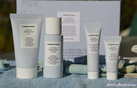 [Review] – Comfort Zone – Active Pureness Set: