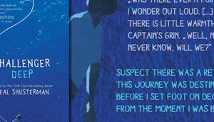 """""""Challenger Deep"""" Tiefen menschlichen Psyche"""