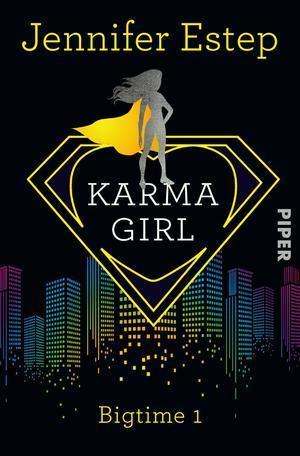 (Rezension) Karma Girl Jennifer Estep
