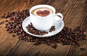 Wellness, Gesundheit und Kaffee