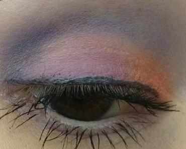 [Eyes] Kat Von D pastel goth eyeshadow palette: clementine, meow & dope