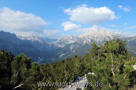 Albanien Bergwelt