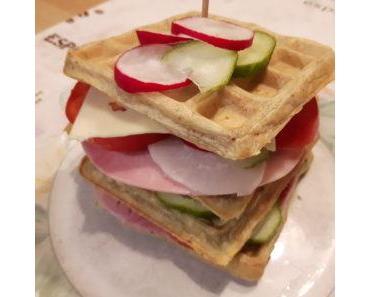XXL Low Carb Sandwich