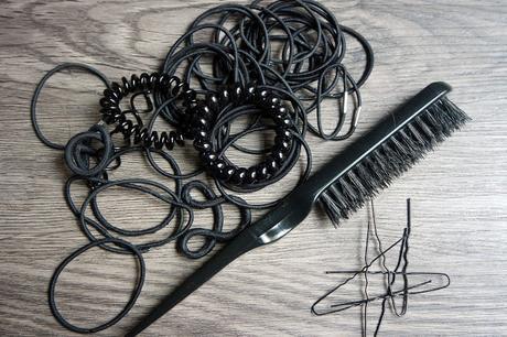 so lernte ich meine haare seltener zu waschen. Black Bedroom Furniture Sets. Home Design Ideas