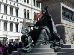 Venedig Denkmal
