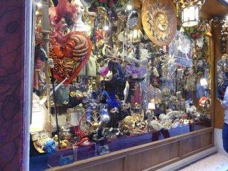 Venedig Masken Geschäft