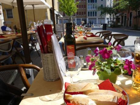 Venedig letzte Pause