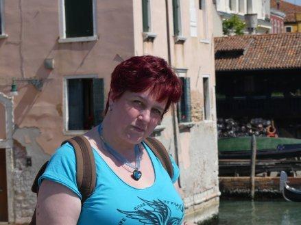 Venedig leider wieder heim