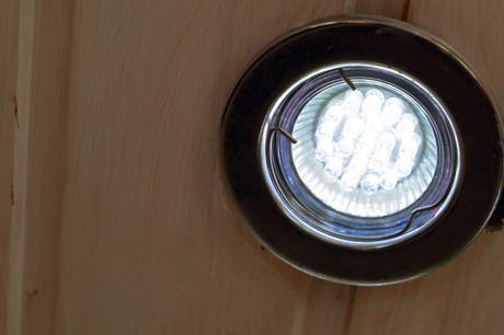 Strom im Wohnmobil, LED