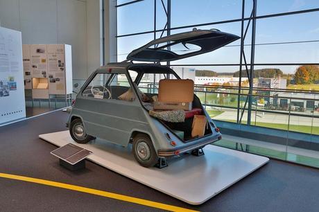 Als die Flugzeuge fahren lernten - Sonderausstellung im Erwin Hymer Museum Bad Waldsee