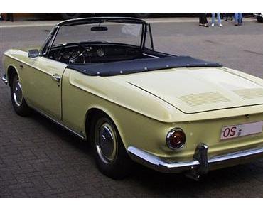 VW zeigt auf der Techno Classica seltene Cabrios
