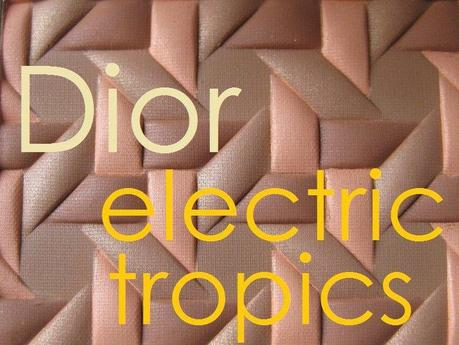 Dior Electric Tropics: Nude Glow Summer Powder