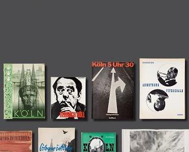 Köln und seine Fotobücher