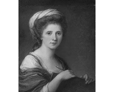 Broschüre über die Malerin Angelika Kauffmann
