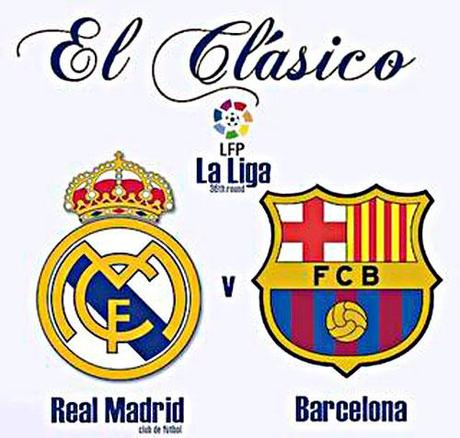real <b>madrid</b> barcelona