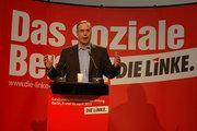 Wirtschaftssenator Harald Wolf ist Spitzenkandidat der LINKEN