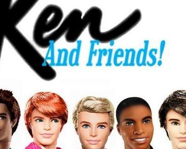 Barbies Freund Ken wird 50