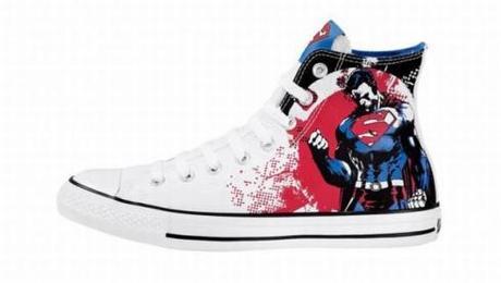 DC Comics SUPERMAN Converse Chuck Taylor Collection
