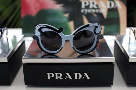 Prada Sunglasses Spring Summer 2011