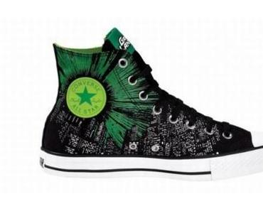 Green Lantern – Grüne Laterne Converse Comic Chucks NEU RaRE – Collectors item