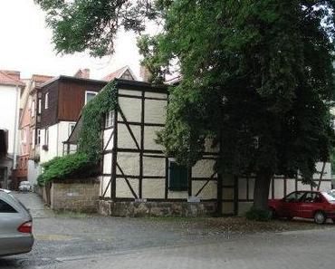 Quedlinburg, tolle Fachwerkstadt in Sachsen Anhalt