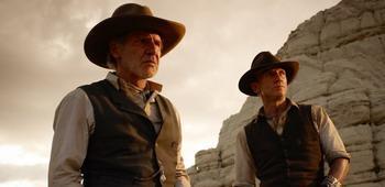Neuer Trailer zu Favreaus 'Cowboys & Aliens'