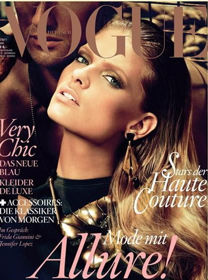 Vogue Cover Deutschland Mai 2011