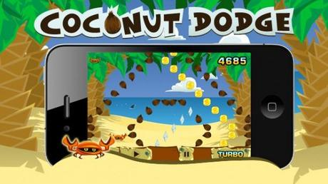 Coconut Dodge fürs iPhone/iPod Touch