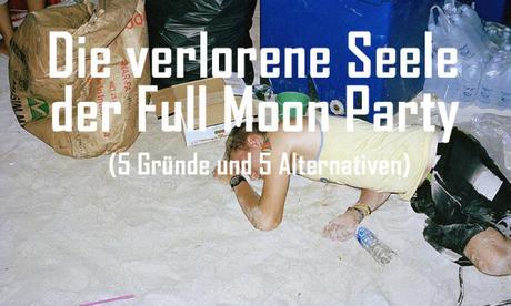 full moon party alternative
