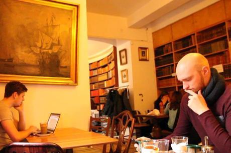 Kopenhagen Sehenswürdigkeiten, Café