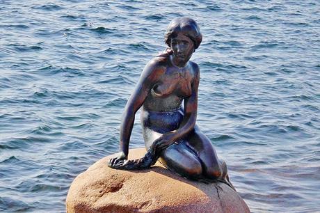 Kopenhagen Sehenswürdigkeiten, Meerjungfrau