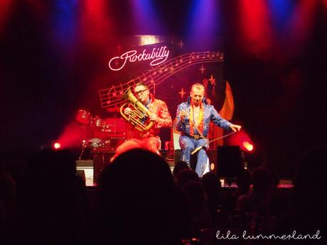 GOP Varieté Theater Bonn: Rockabilly