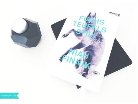 "[Review mal anders] ""Fuchsteufelsstill"" von Niah Finnik"