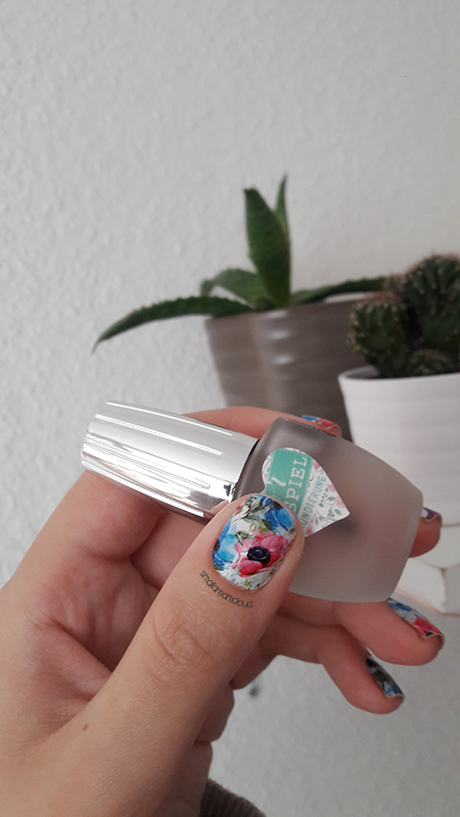 Stickergigant – Blumenwiese