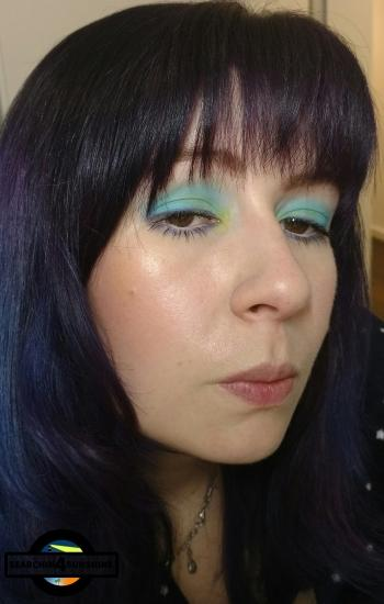 [Eyes] Kat Von D pastel goth eyeshadow palette: gloom, doom, star & dope