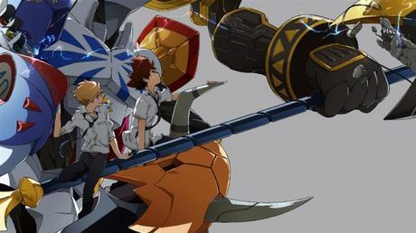 Gewinnt mit KSM Anime 3×2 Kinotickets für Digimon Adventure Tri. 1