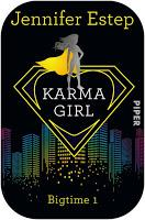 [Rezension] Jennifer Estep: Bigtime 01 - Karma Girl