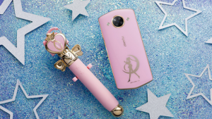 Sailor Moon-Smartphone! Die Macht des Mondes jetzt auch als Handy!
