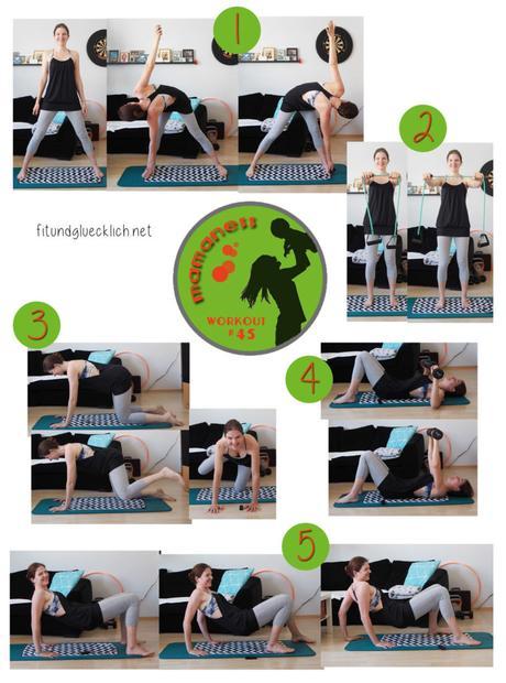 {Mamaness} Workout #45 #maimachtmamafit