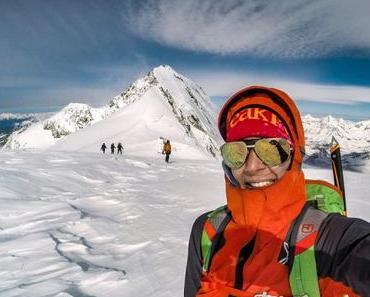 Dolce Vita extrem: Skitour auf die Signalkuppe