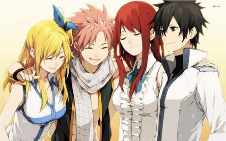 Der Fairy Tail Manga endet in 2 Bänden