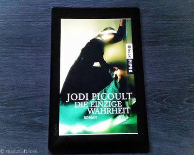 [Rezension] Die einzige Wahrheit    Jodi Picoult