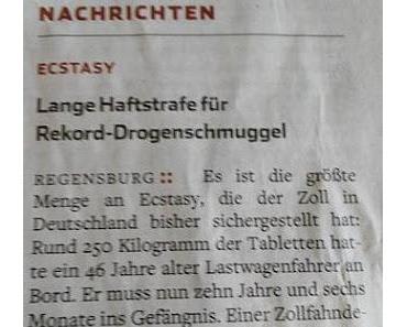 Ich glaube eher an die Unschuld einer Hure, als an die Gerechtigkeit der deutschen Justiz