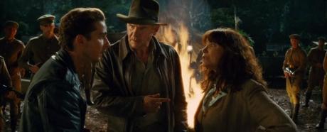 """Steven Spielberg, 2008: """"Indiana Jones und das Königreich des Kristallschädels"""""""