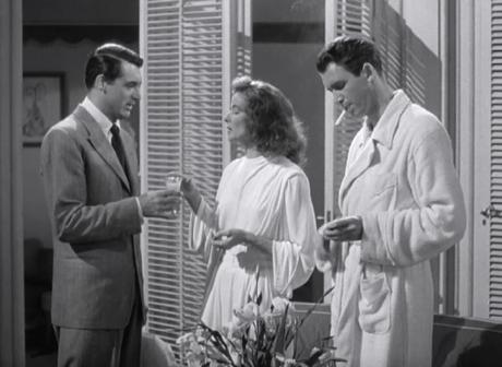 """Filme ohne Farbe: """"Die Nacht vor der Hochzeit"""" mit Katherine Hepburn"""