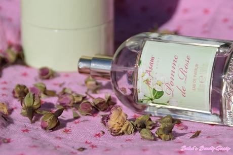 [Review] – M. Asam – POMME DE ROSE Eau de Parfum: